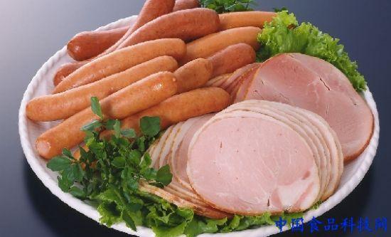 加工的肉类食品豆角坏眼吗图片