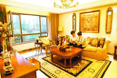 经济型别墅楼中楼设计图二层