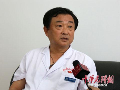 丹东市妇女儿童医院院长陈邑东:为有这样一位好医生