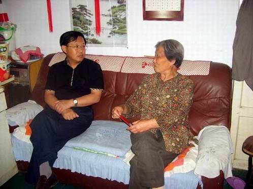 葫芦岛市龙港区委书记唐联众:让群众在发展中感受到幸福