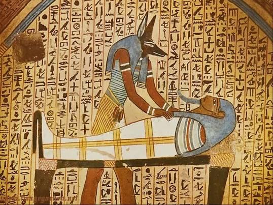 文化修养 艺术 赏析 正文  分享到:  浮雕和壁画是埃及陵墓装饰