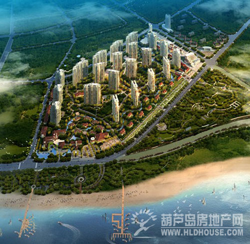 葫芦岛新区规划图
