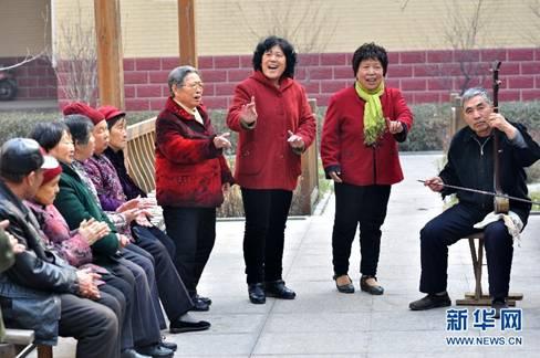 辽宁老年人口已达837.3万 沈阳老年人口最多