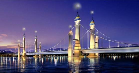 记者从沈阳市建委获悉,为了进一步加强浑河南北两岸的交通联系,和平大